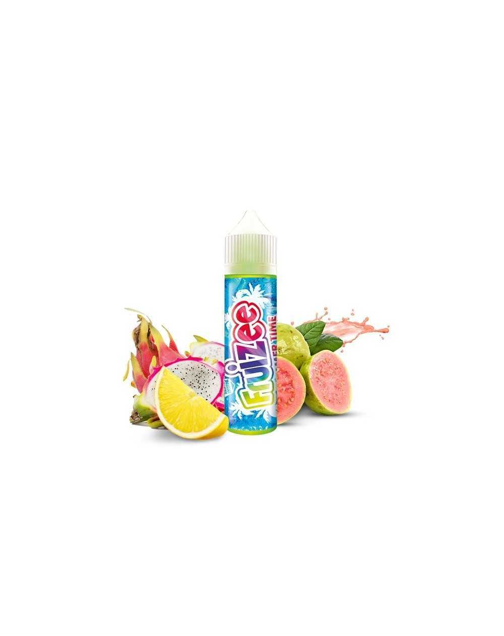 Summer Time 50ml - Fruizee By Eliquid France-1