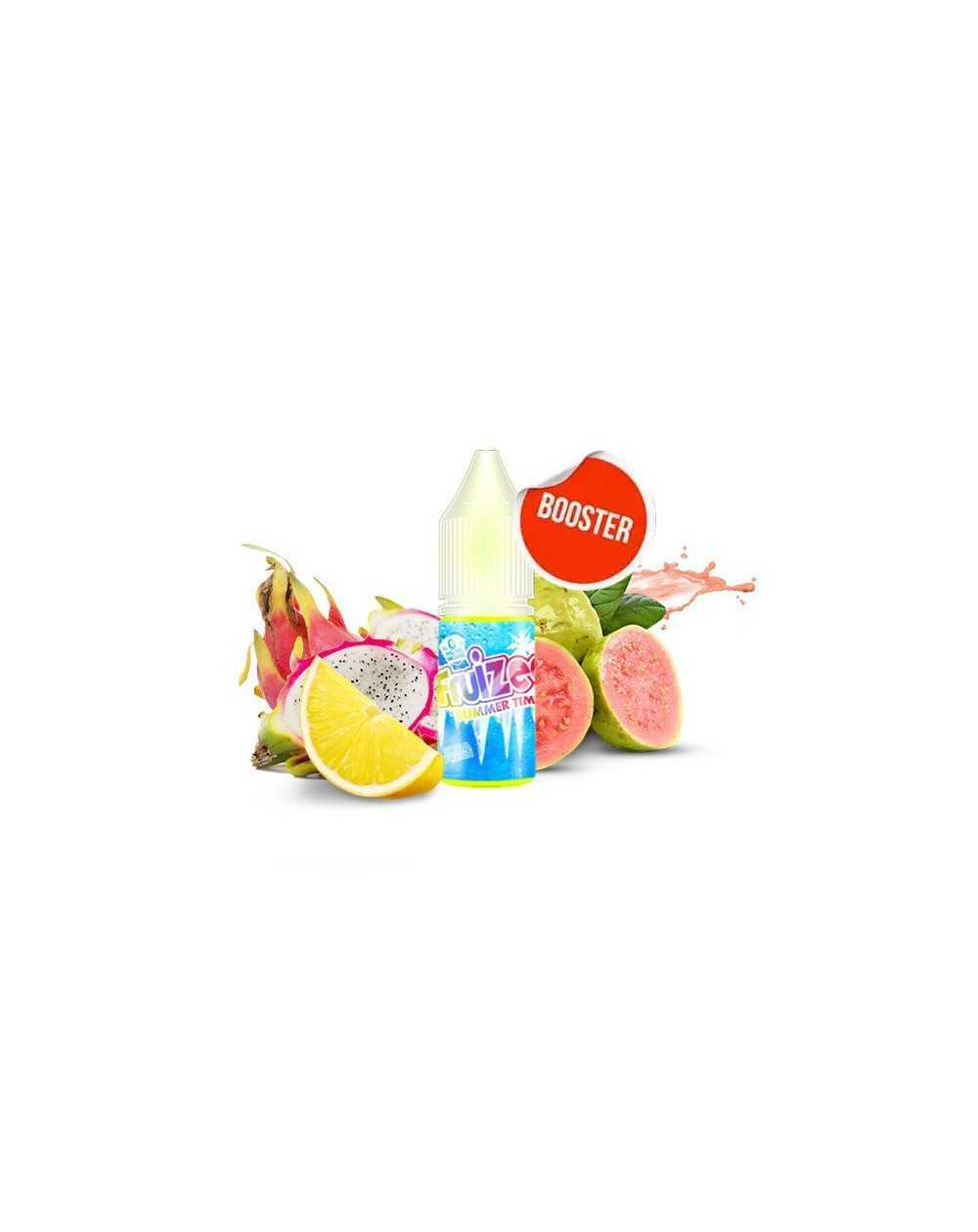 Booster Summer Time 10ml - Fruizee By Eliquid France-1