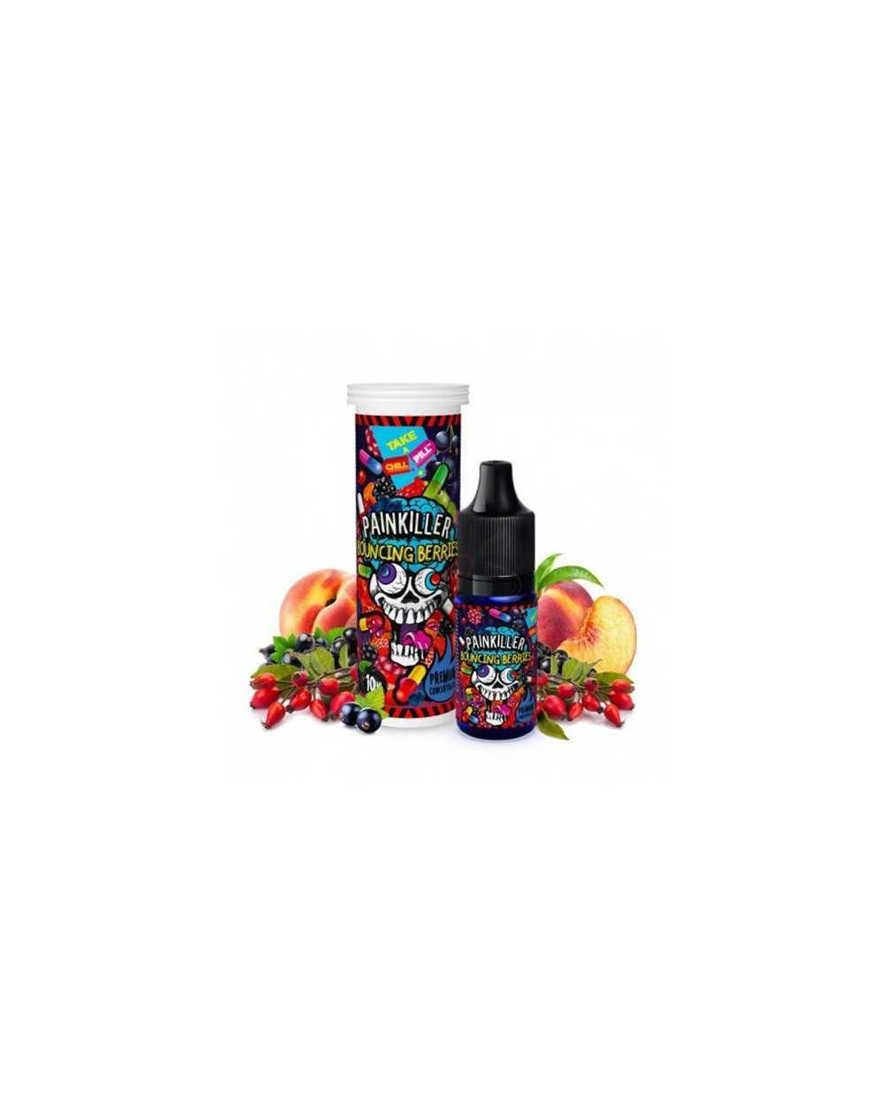 Concentrate Pain Killer Bouncing Berries 10ml - Chill Pill-1