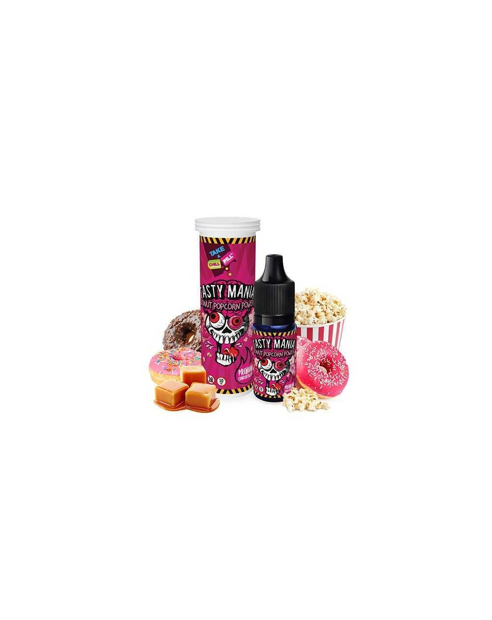 Concentrate Tasty Mania Donut Popcorn Power 10ml - Chill Pill-1