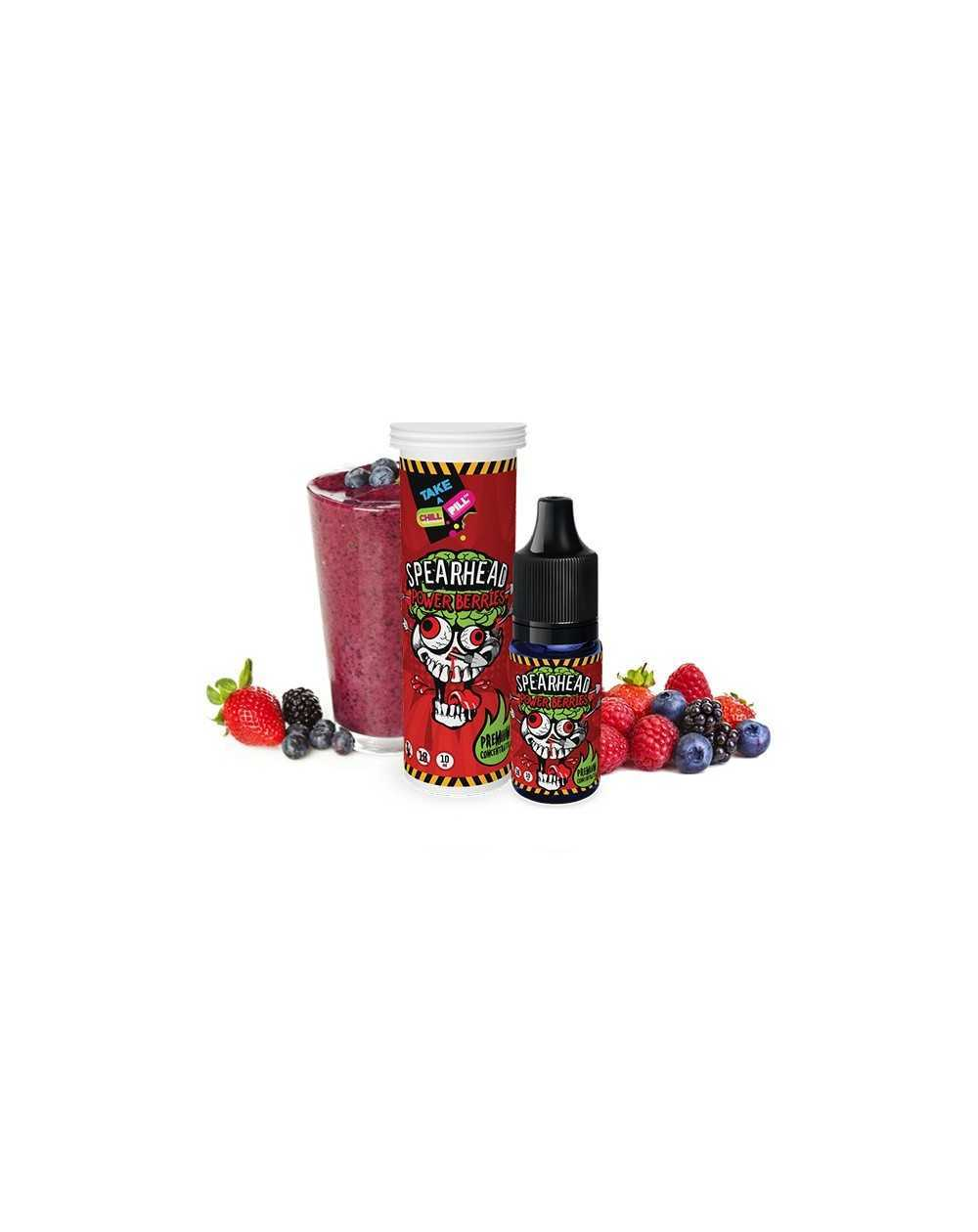 Concentrate Spearhead Power Berries 10ml - Chill Pill-1