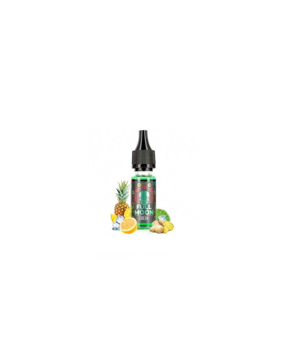 Concentrate Green Just Fruit 10ml - Full Moon-1