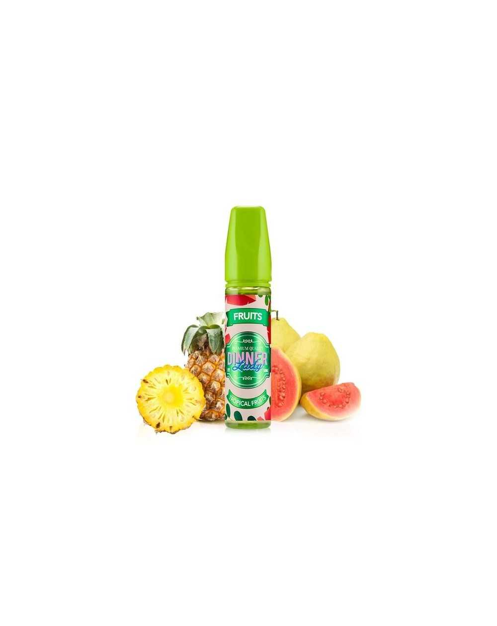 Tropical Fruits 50ml - Dinner Lady Fruits-1