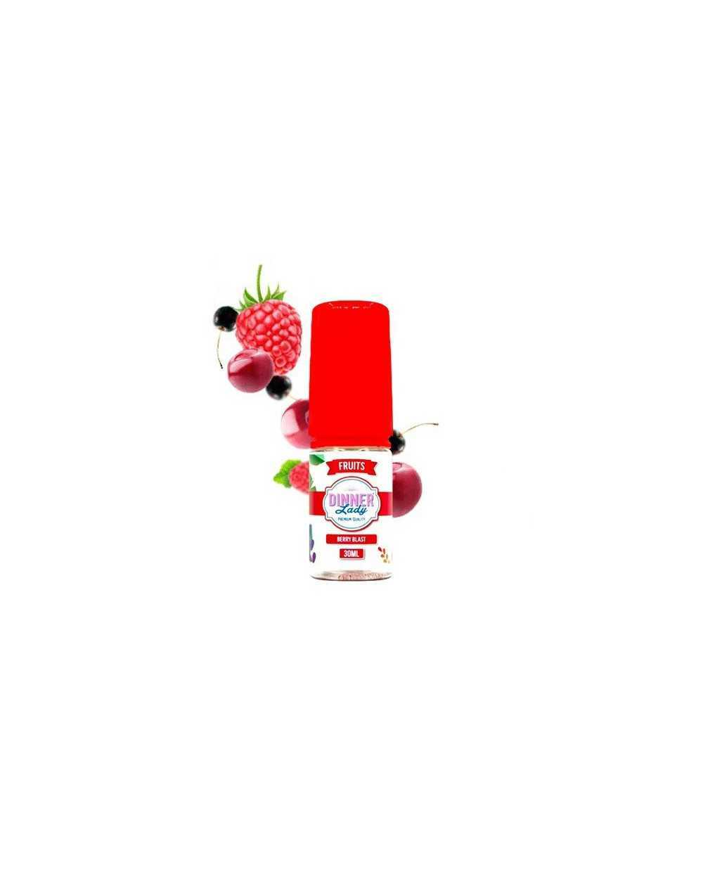 Concentrate Berry Blast 30ml - Dinner Lady Fruits-1