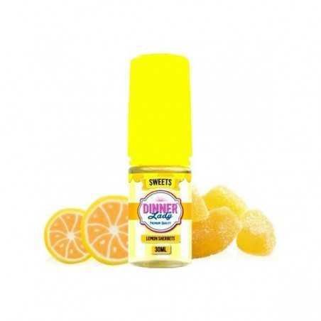 Concentrate Lemon Sherbets 30ml - Dinner Lady Sweets-1