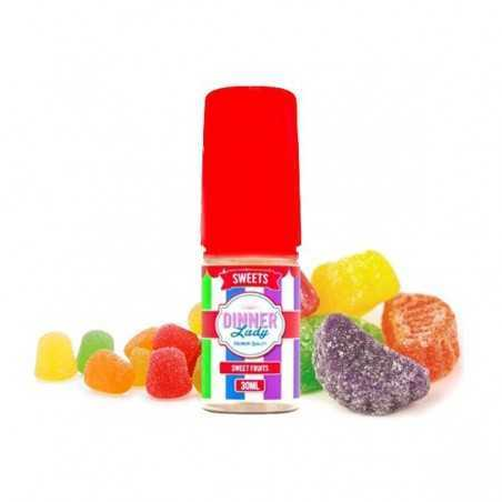 Concentré Sweet Fruits 30ml - Dinner Lady Sweets-1