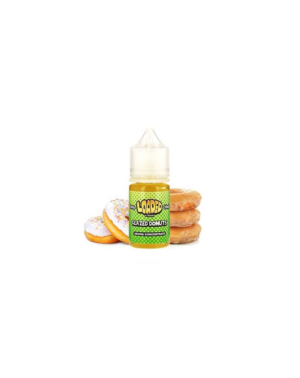 Photos de Concentrate Glazed Donuts 30ml - Loaded - 1