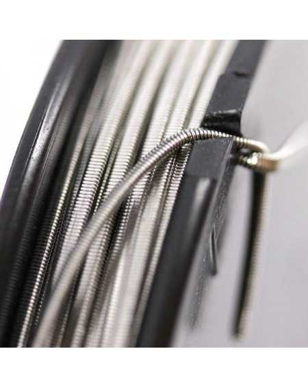 Flapton Flat Clapton Stainless 316L 24/32 AWG - Flatwire UK-4