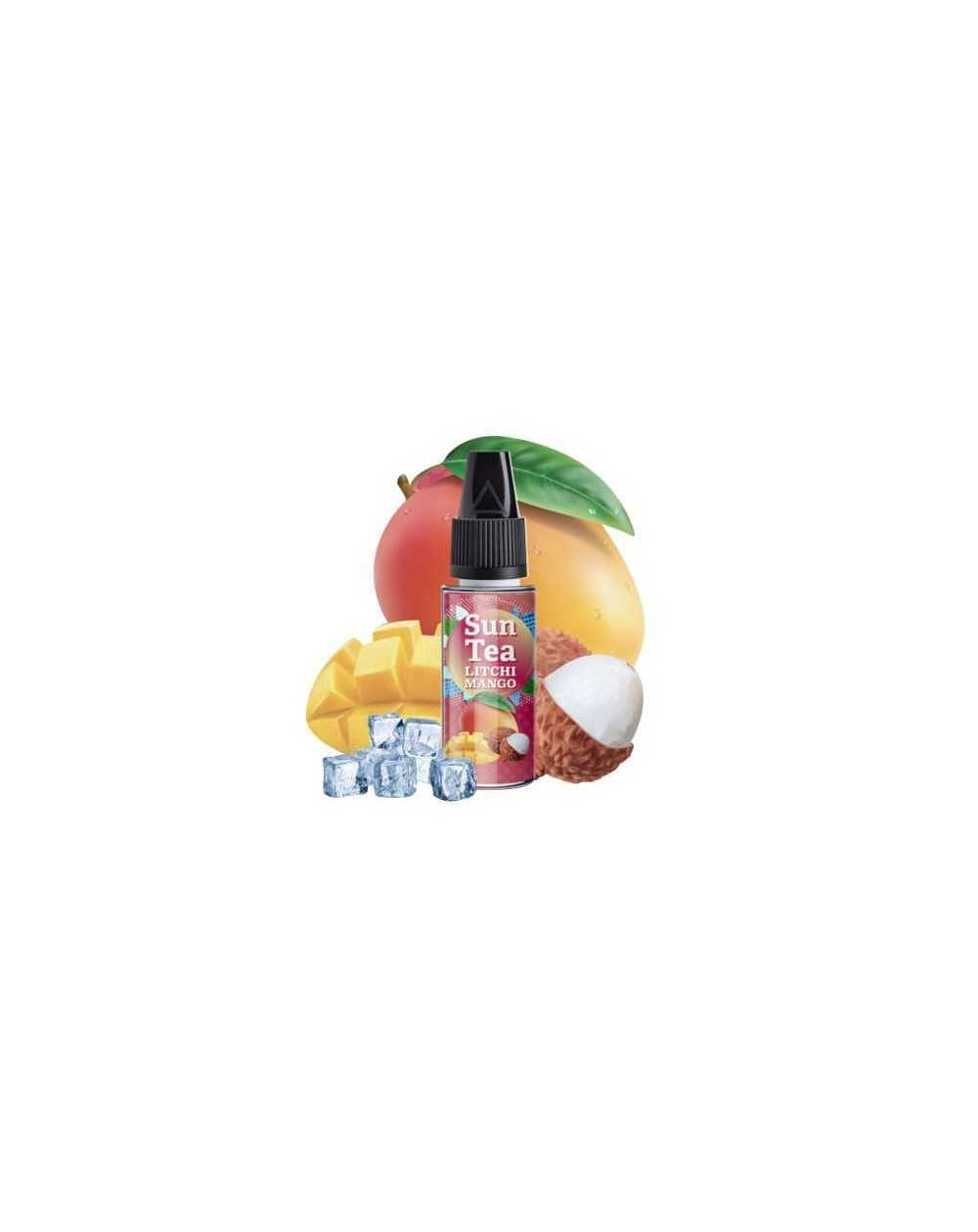 Concentrate Litchi Mango 10ml - Sun Tea by Full Moon-1