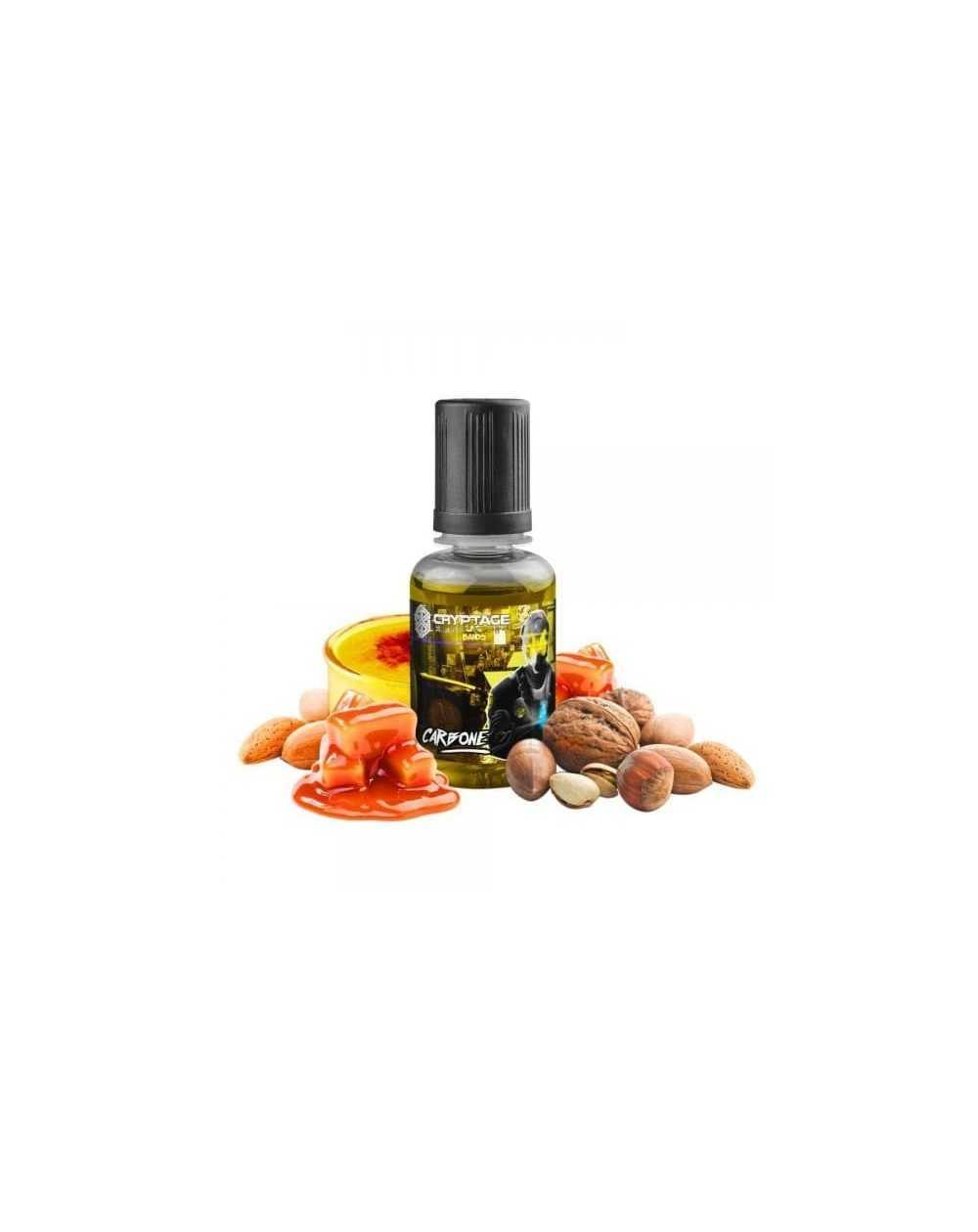 Concentrate aroma Carbone 30ml - Cryptage of Avap-1