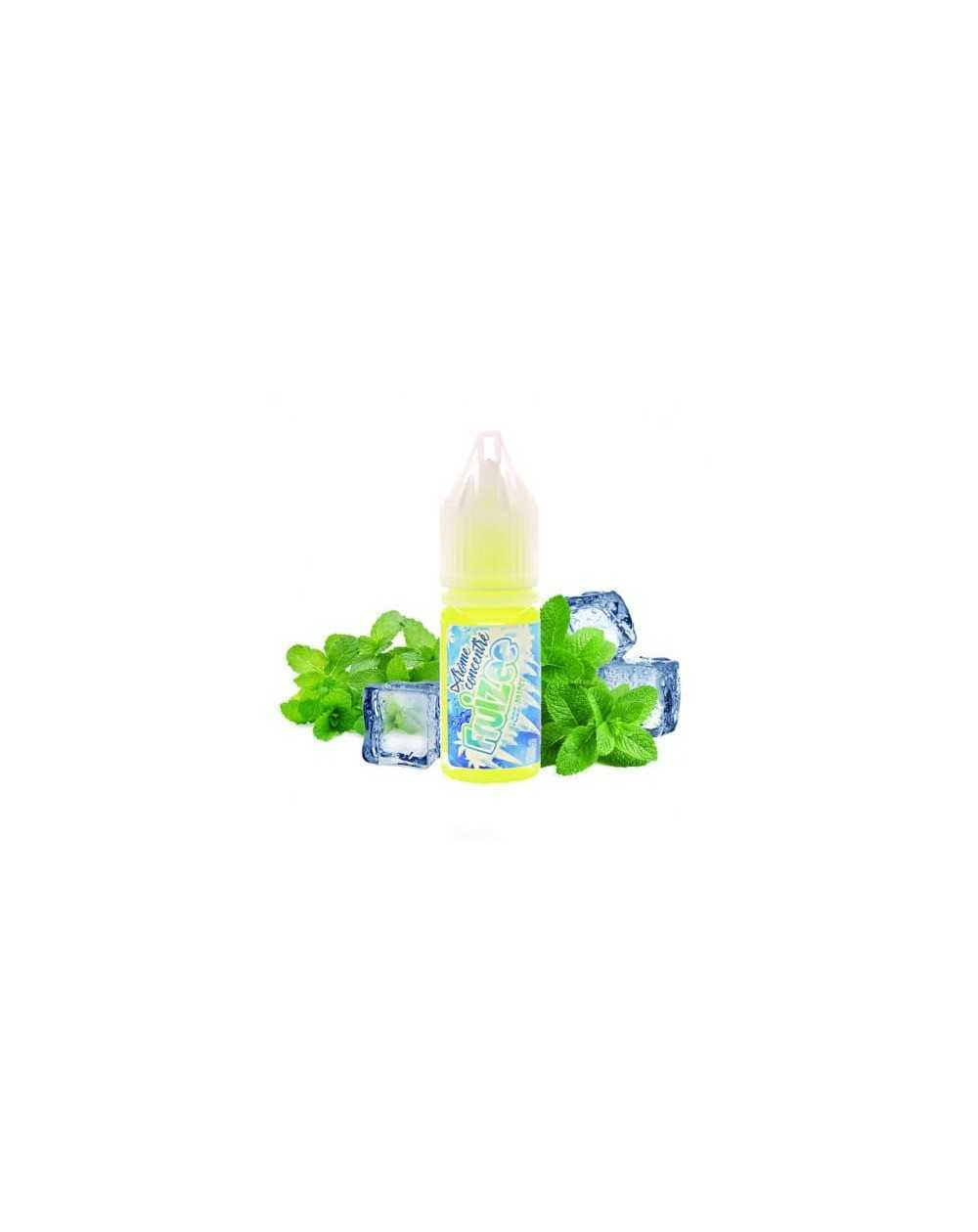 Concentrated aroma Icee Mint 10ml - Fruizee of Eliquid France-1
