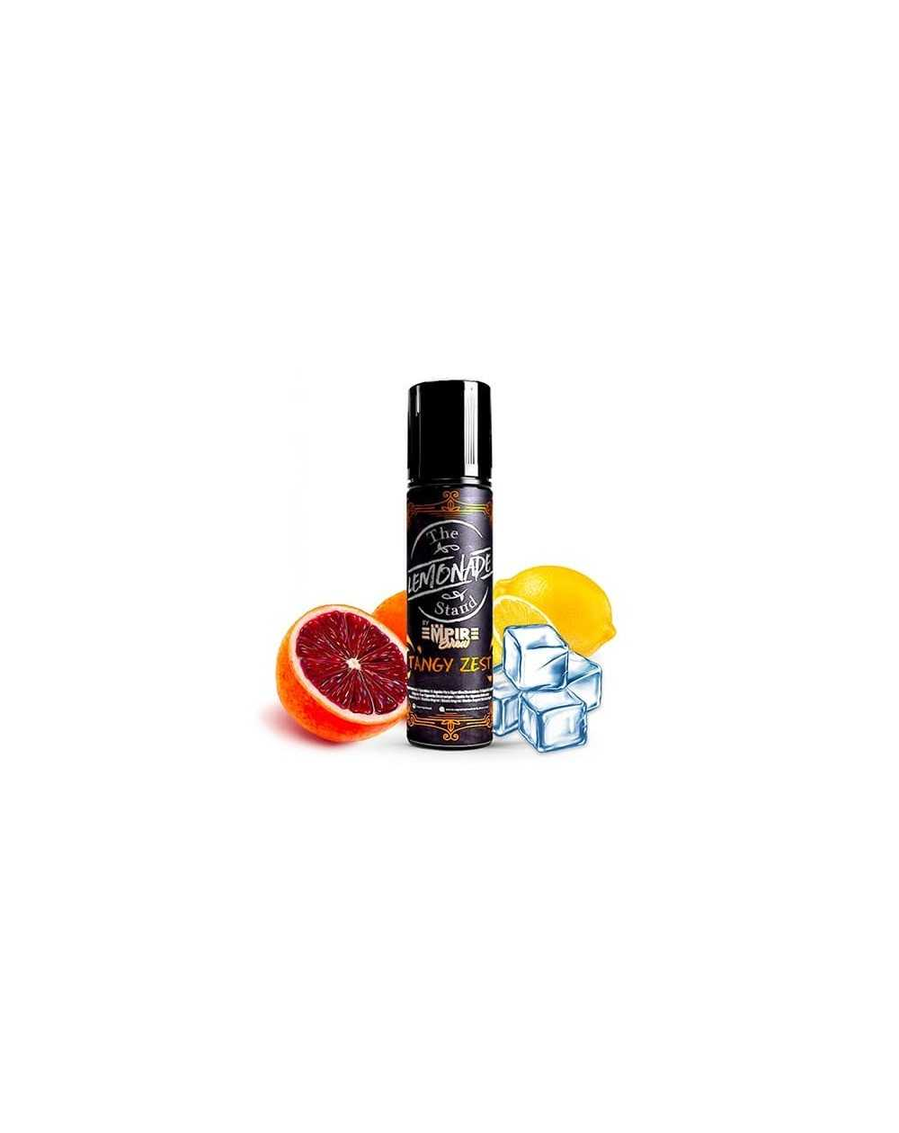 Tangy Zest 50ml - Lemonade Stand by Empire Brew-1
