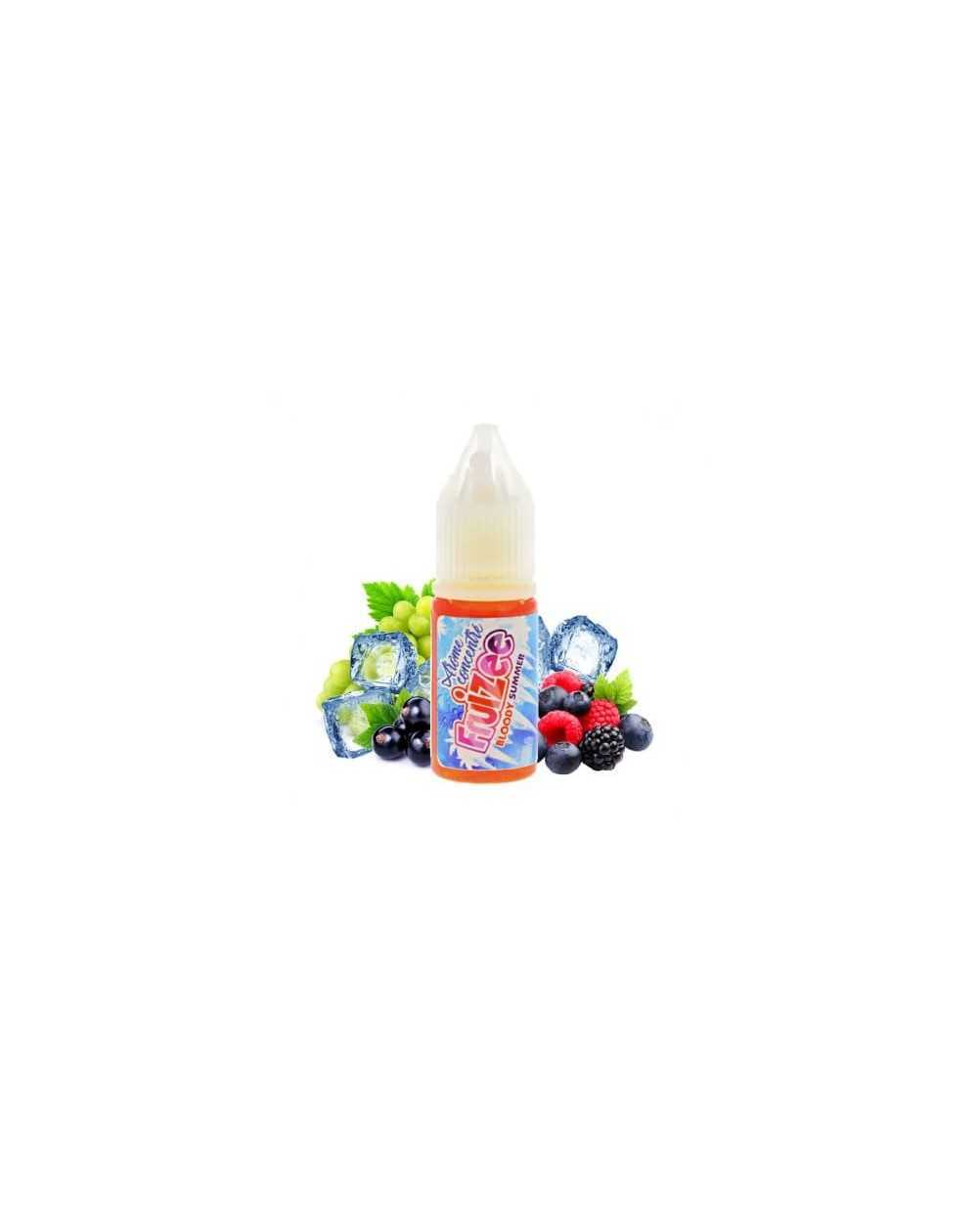Concentrated aromaBloody Summer 10ml - Fruizee of Eliquid France-1