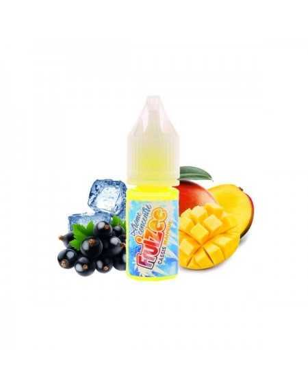 Concentrated aroma Cassis Mangue 10ml - Fruizee of Eliquid France-1