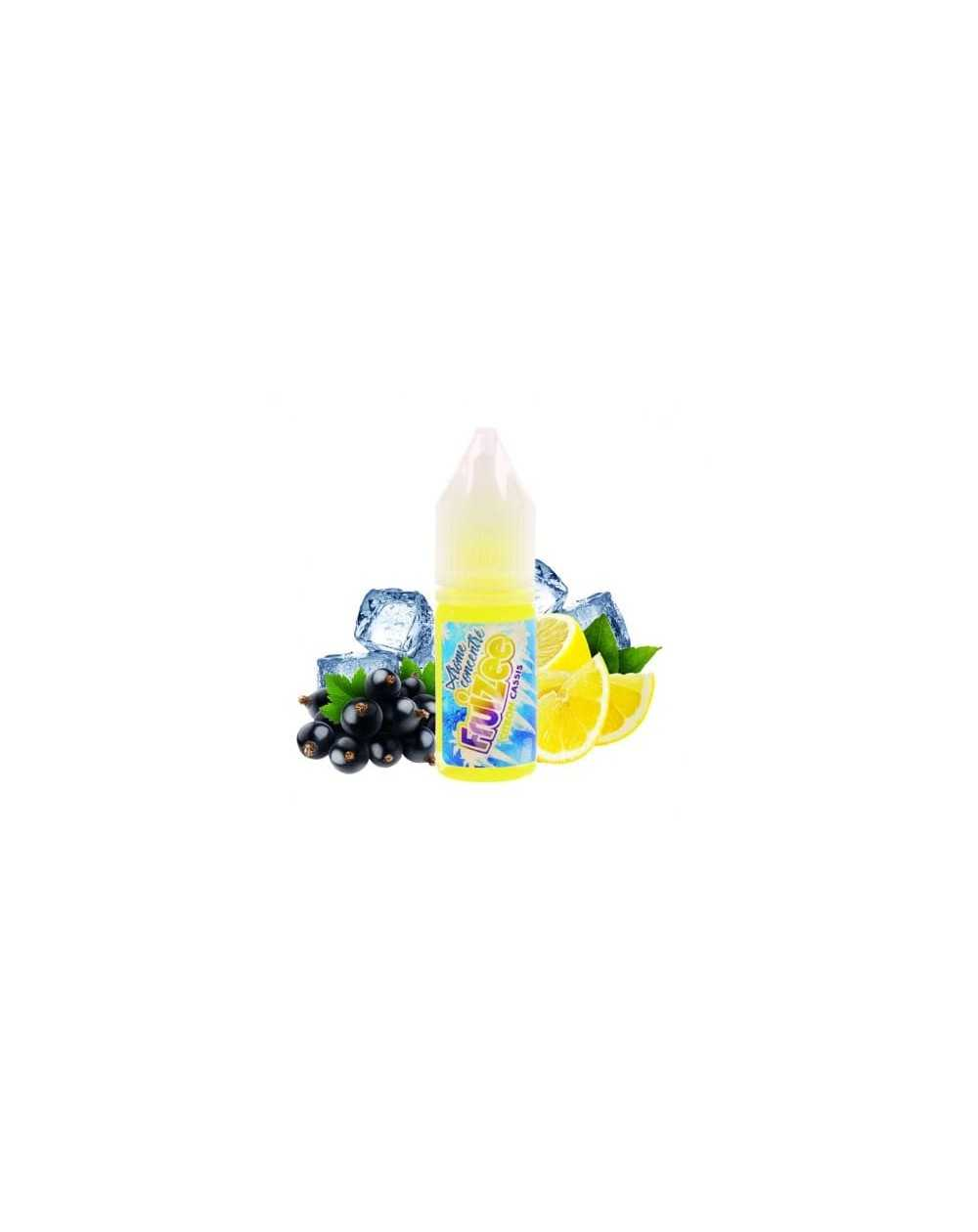 Concentrated aroma Citron Cassis 10ml - Fruizee of Eliquid France-1