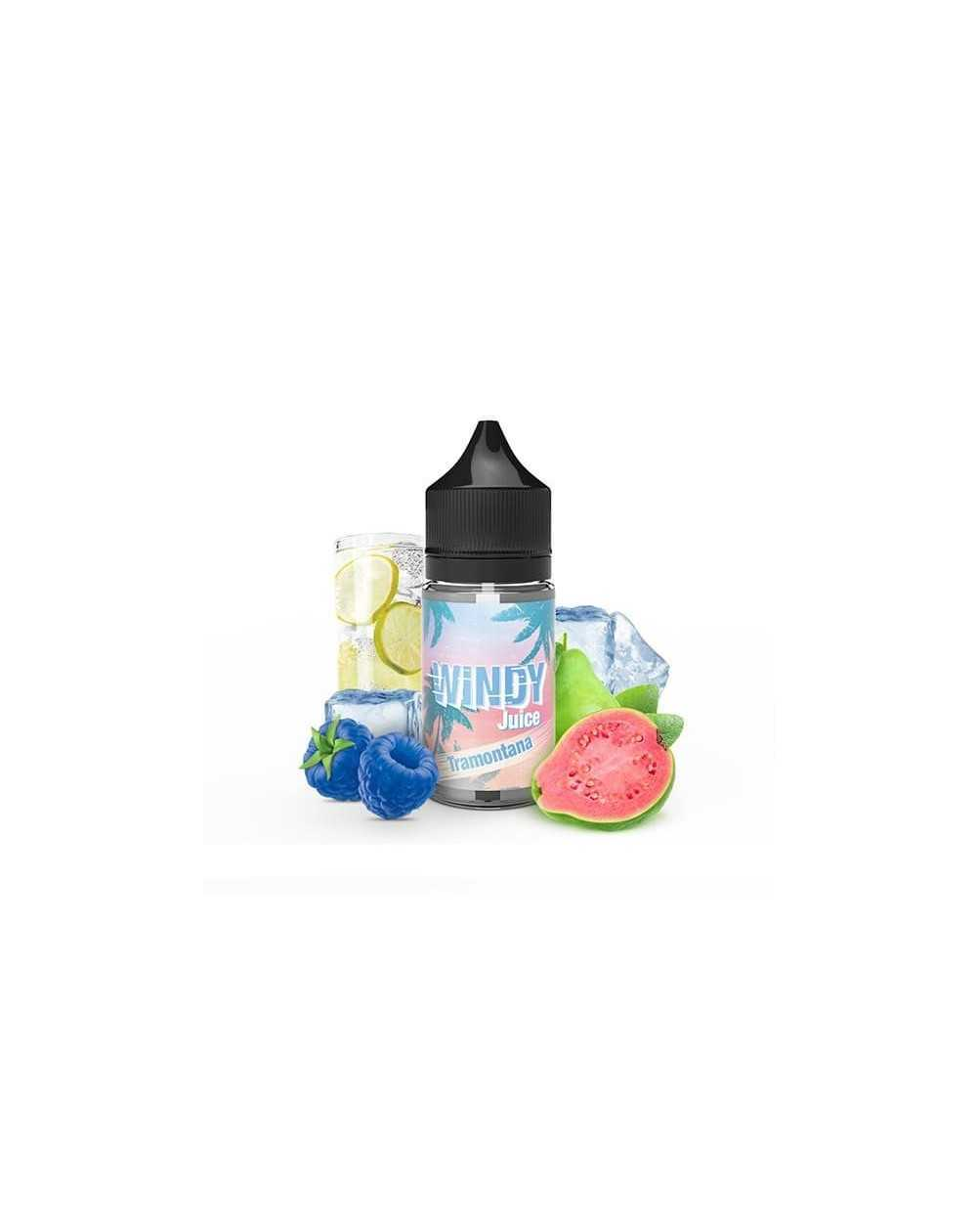 Concentrated aroma Tramontana 30ml - Windy Juice by e.Tasty-1