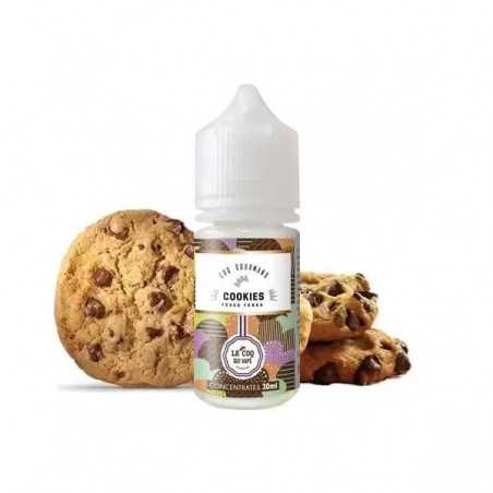 Concentrated aroma Cookies 30ml - Le Coq Qui Vape-1