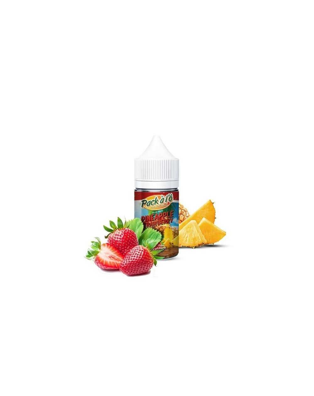 Concentrated aroma Pineapple Strawberry 30ml - Pack à l'Ô-1