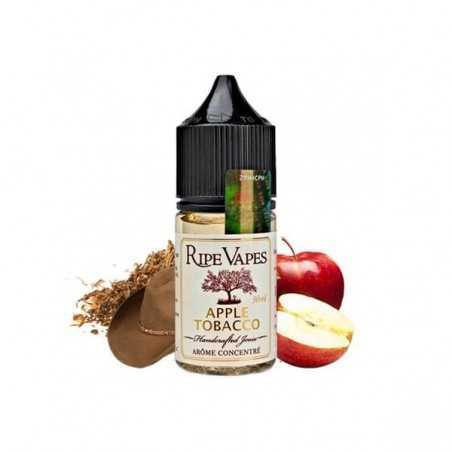 Concentrated aroma VCT Apple Tobacco 30ml - Ripe Vapes-1