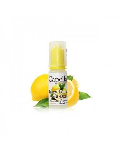 Concentrated aroma Juicy Lemon 10ml - Capella-1