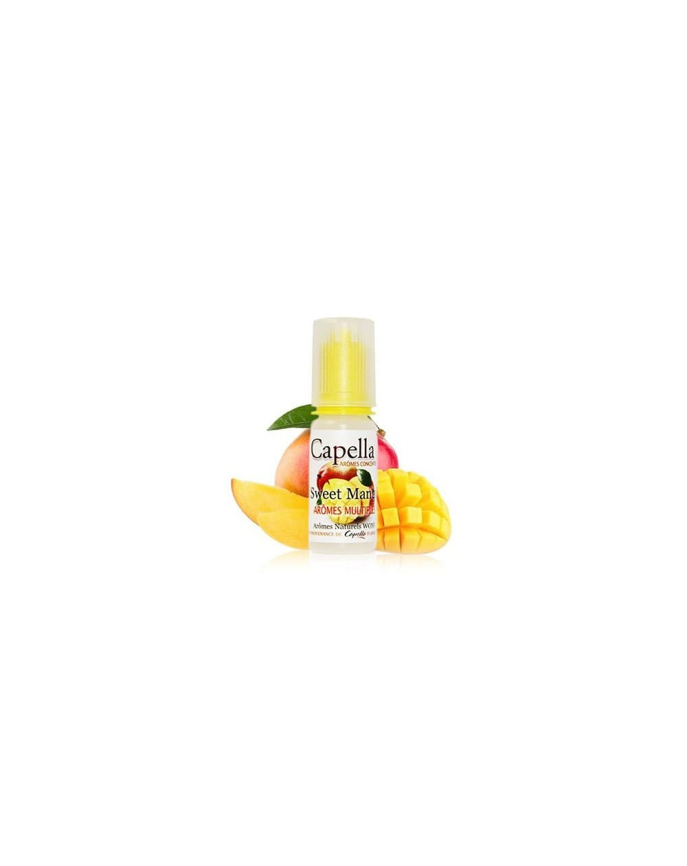 Concentrated aroma Sweet Mango 10ml - Capella-1
