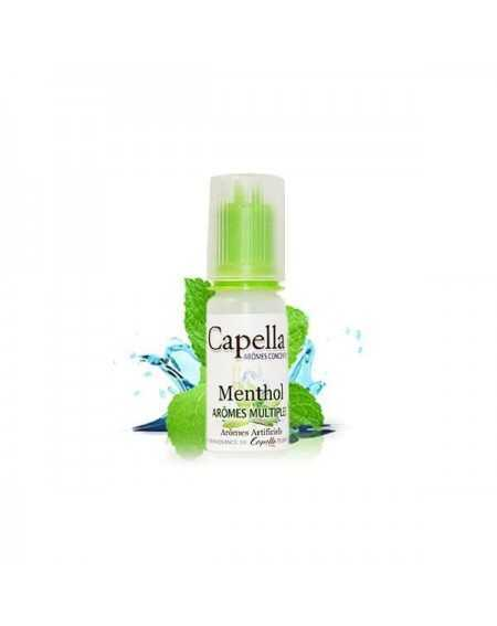 Concentrated aroma Menthol 10ml - Capella-1