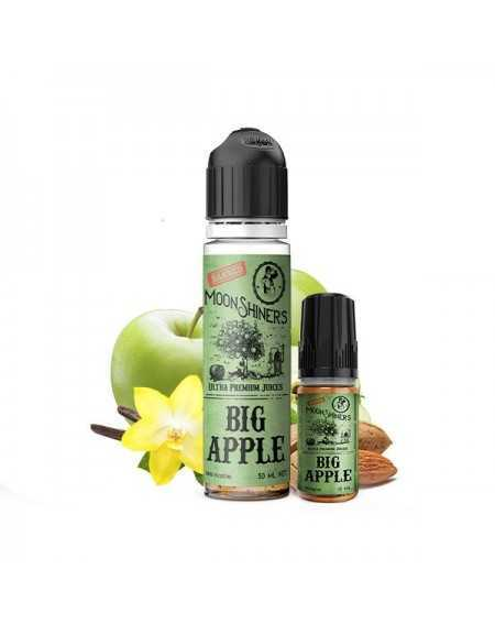 Pack Big Apple 50ml + Booster - MoonShiners-1