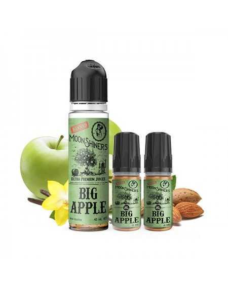 Pack Big Apple 50ml + Booster - MoonShiners-2