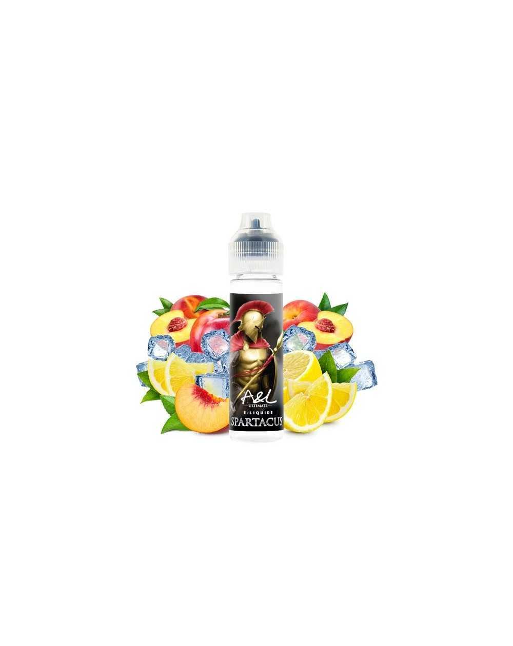 Eliquid Spartacus 50ml - Ultimate by A&L-1