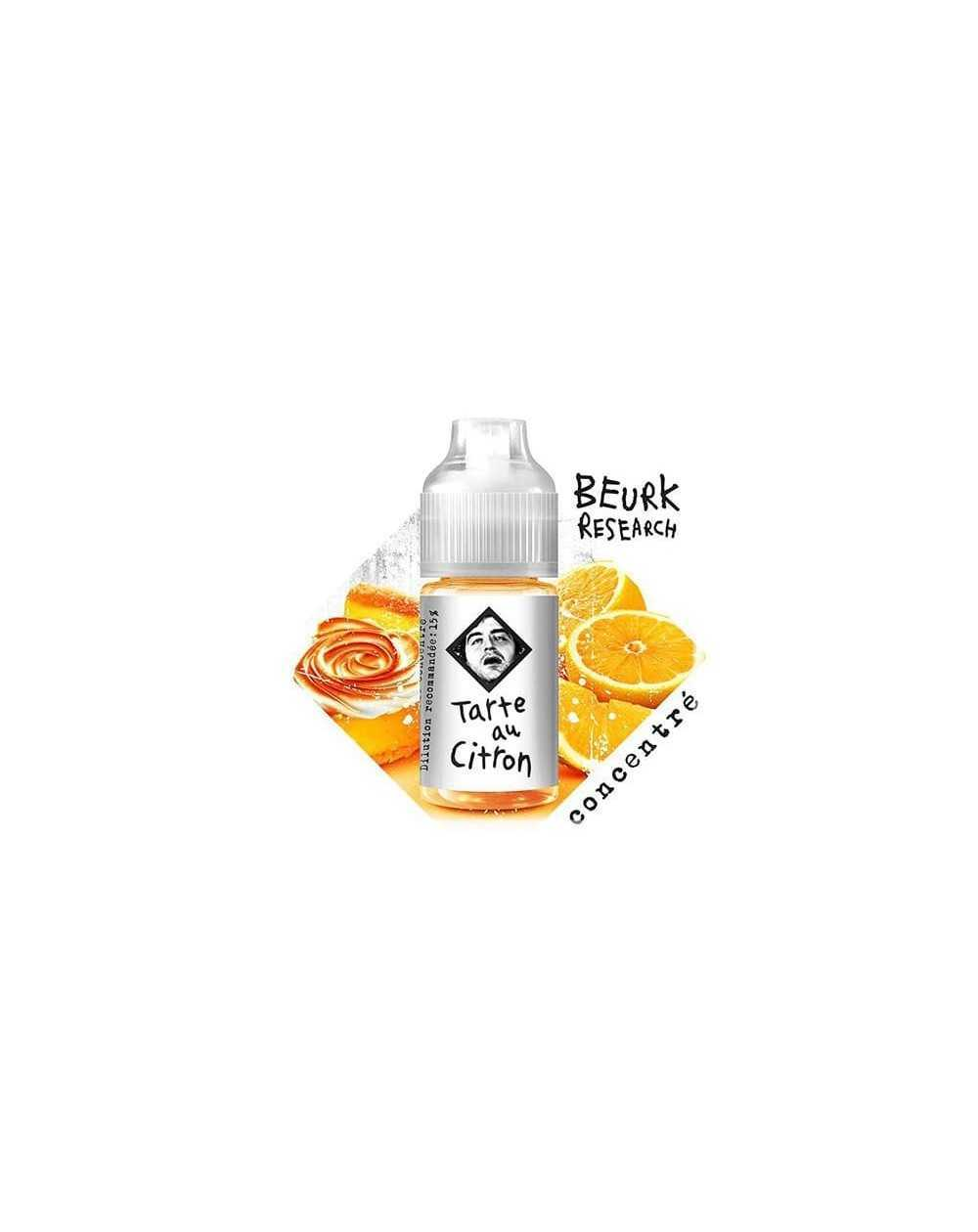 Concentrated aroma Tarte au citron 30ml - Beurk Research-1