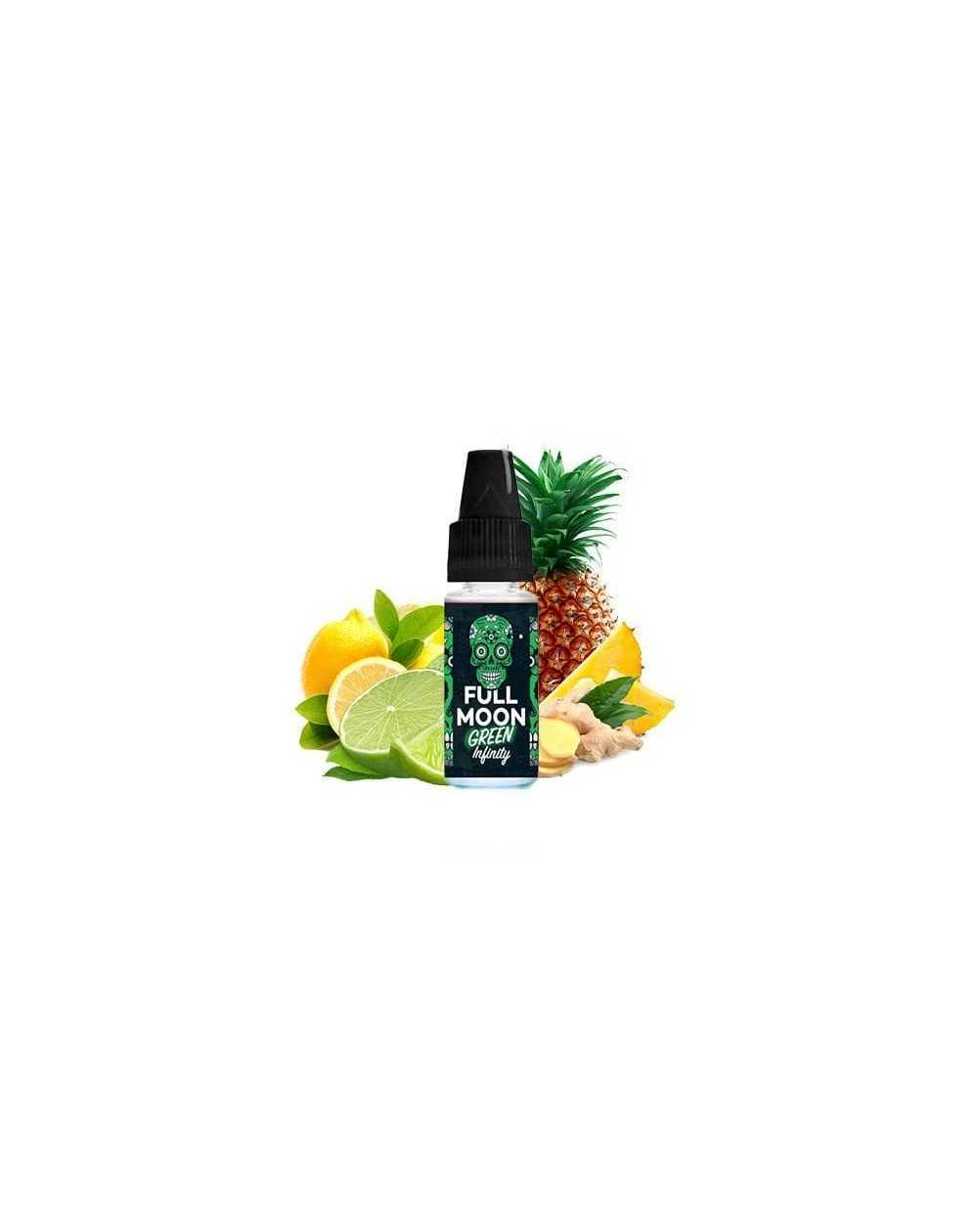 Concentrate aroma Green Infinity 10ml - Full Moon-1