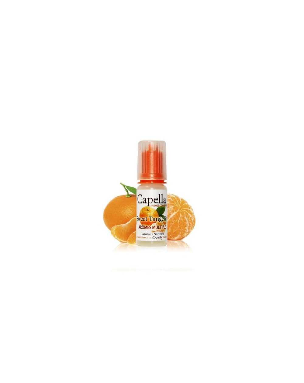 Photos de Concentrated aroma Sweet Tangerine 10ml - Capella - 1