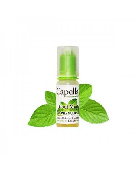 Photos de Concentrated aroma Cool Mint 10ml - Capella - 1