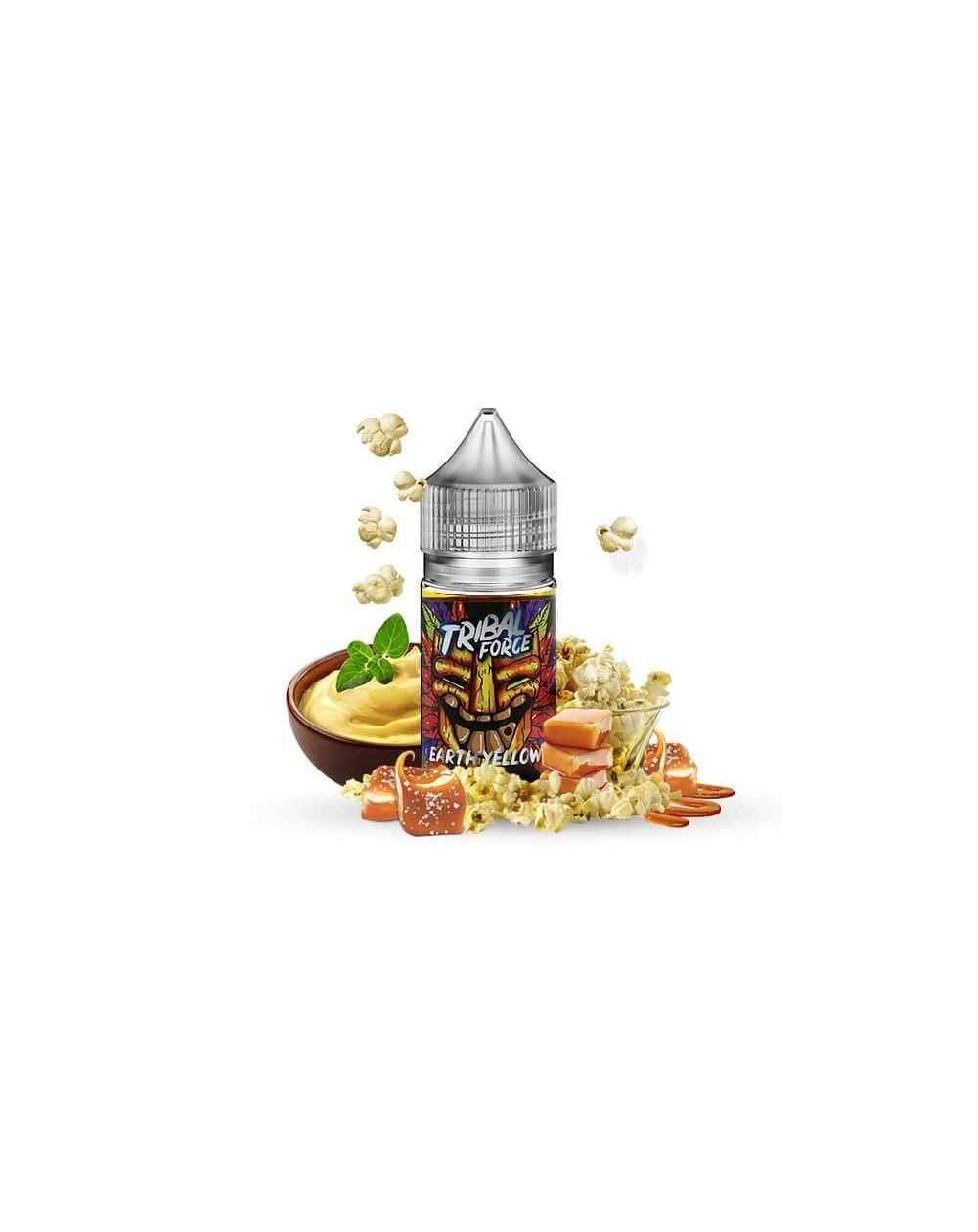 Photos de Concentrated aroma Earth Yellow 30ml - Tribal Force - 1