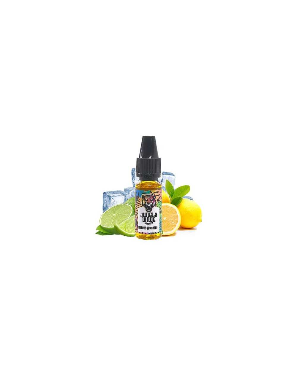 Photos de Concentrated aroma Yellow Sunshine 10ml - Jungle Wave - 1