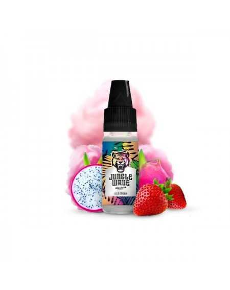 Photos de copy of Concentrated aroma Lime Cirrus 10ml - Jungle Wave - 1