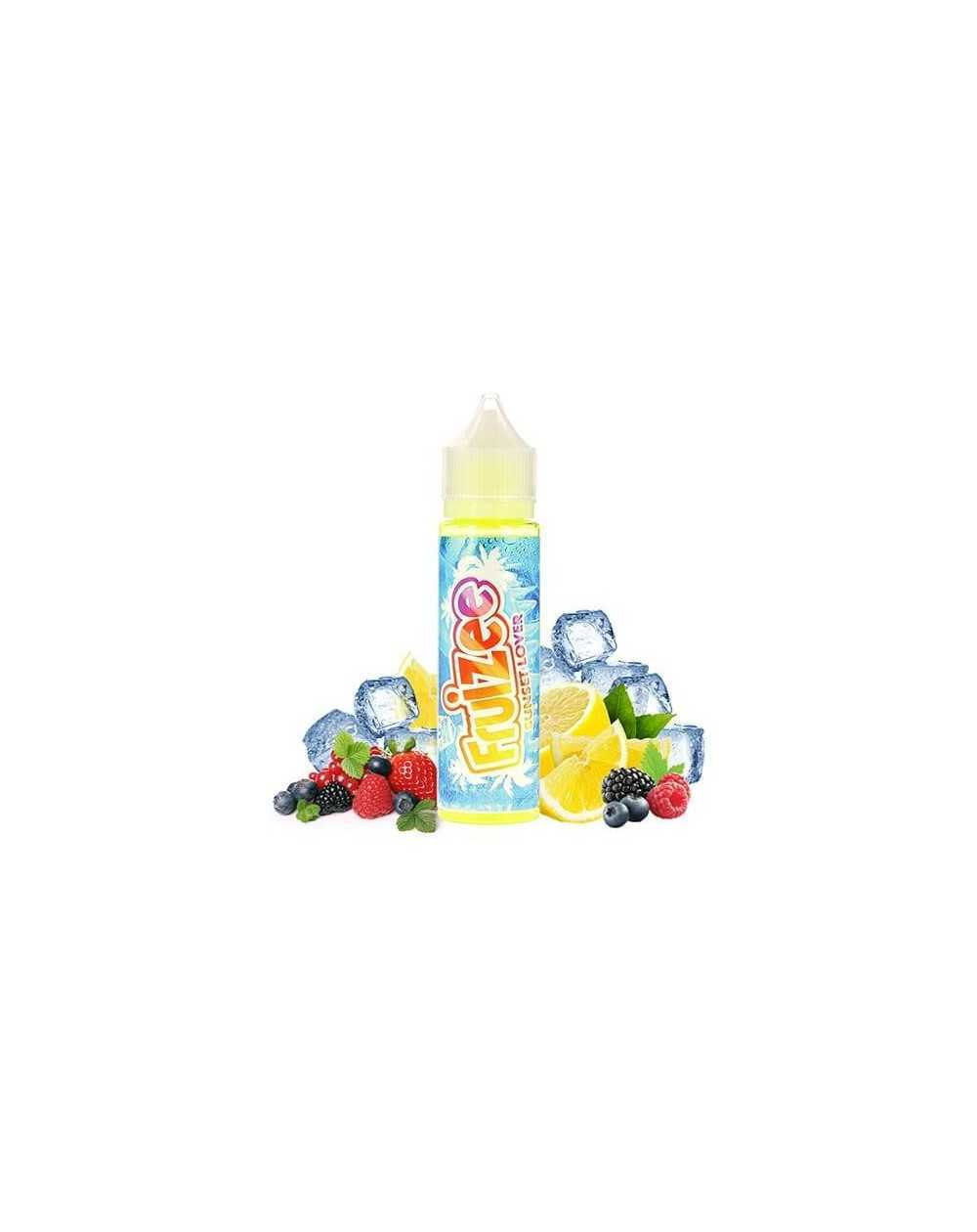 Sunset Lover 50ml - Fruizee By Eliquid France-1
